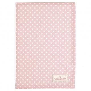 GreenGate Geschirrtuch Spot pale pink