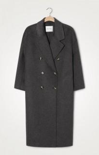 American Vintage Mantel - Dadoulove grau melange