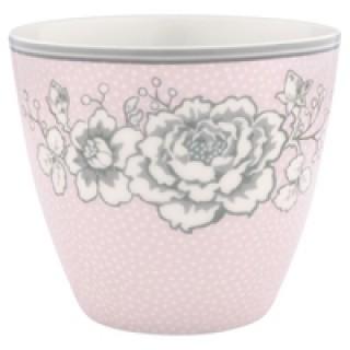 GreenGate Latte Cup Ella pale pink