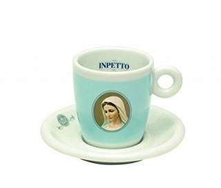 Inpetto Espressotasse mit Untertasse