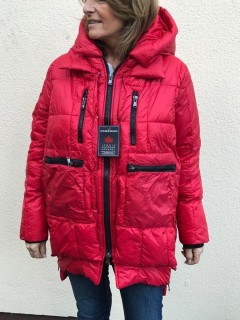 Canadian Classics Steppjacke Bay Fortune - red