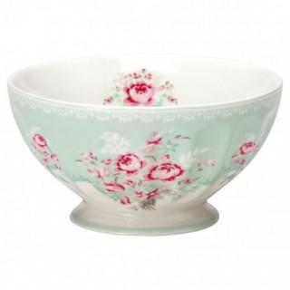 GreenGate French Bowl Betty mint XL