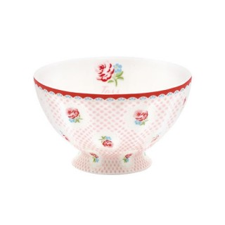 GreenGate French Bowl Tammie pale pink medium