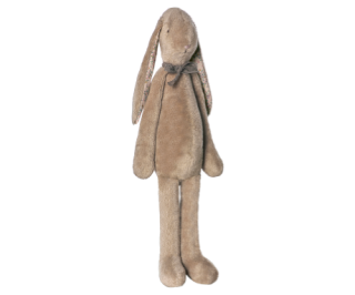 Maileg Plüschhase Soft Bunny, brown, medium
