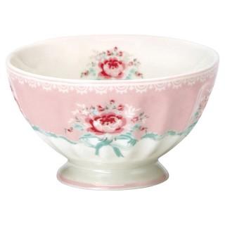 GreenGate French Bowl Betty pale pink medium