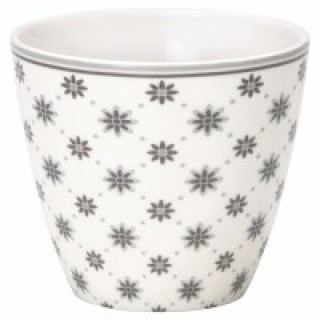 GreenGate Latte Cup Laurie white