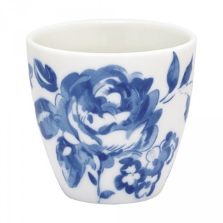 GreenGate Mini Latte Cup Amanda indigo