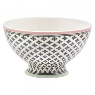 GreenGate Soup Bowl Sasha dark grey