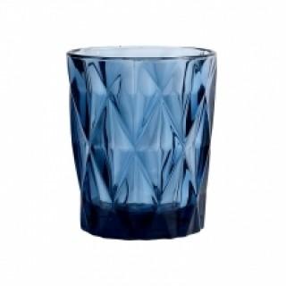 Nordal Glas DIAMOND blau