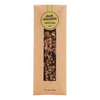 Nicolas Vahé Feinherbe Schokolade mit Aprikose & Kakao
