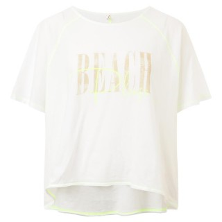 Phil & Lui Shirt Nora - Beach white