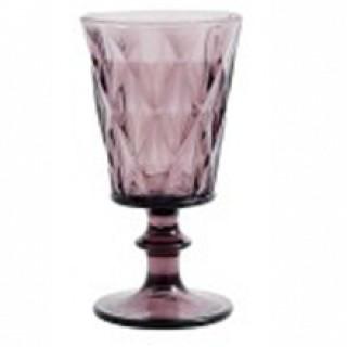 Nordal Rotweinglas DIAMOND purple