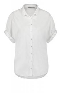 Penn&Ink Bluse - white