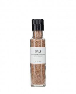 Nicolas Vahé Salz mit Tomate & Kräuter der Provence
