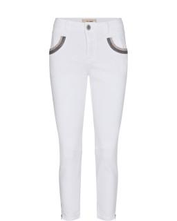 MOS MOSH Hose Naomi Shade  white Jeans