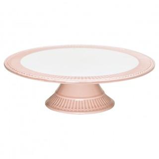 GreenGate Kuchenplatte Alice pale pink
