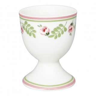 GreenGate Eierbecher Lily petit white