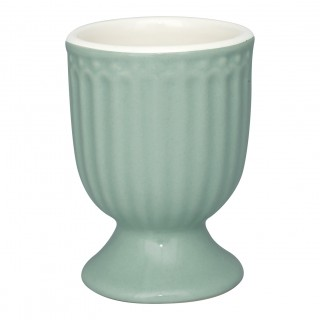 GreenGate Eierbecher Alice dusty mint