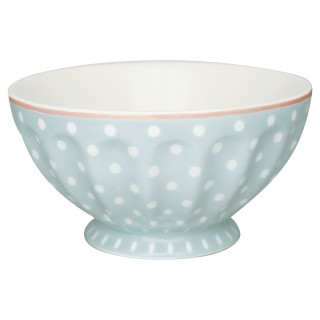 GreenGate French Bowl Spot pale blue xlarge