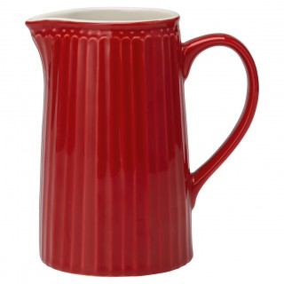GreenGate Krug Alice red
