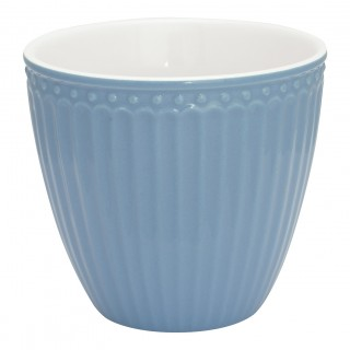 GreenGate Latte Cup Alice sky blue