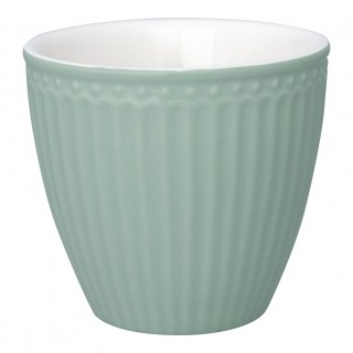 GreenGate Latte Cup Alice dusty mint