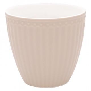 GreenGate Latte Cup Alice creamy fudge