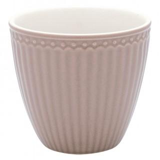 GreenGate Latte Cup Alice hazelnut brown