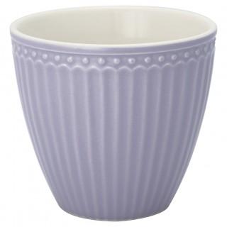 GreenGate Latte Cup Alice lavendel