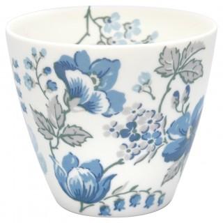 GreenGate Latte Cup Donna white