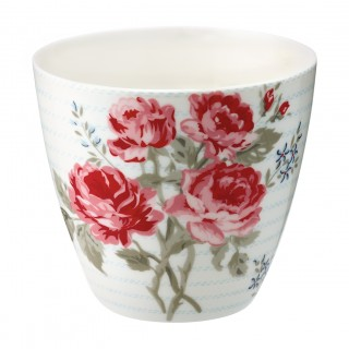 GreenGate Latte Cup Elisabeth pale blue
