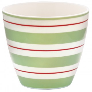 GreenGate Latte Cup Elinor green