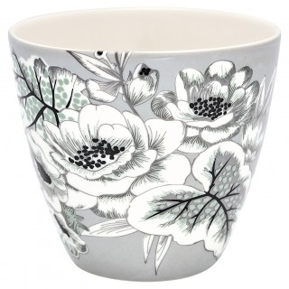 GreenGate Latte Cup Felicity grey