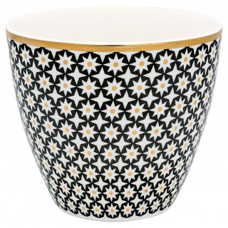 GreenGate Latte Cup Lara gold