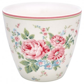 GreenGate Latte Cup Marley white