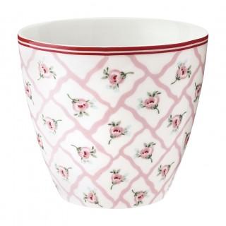 GreenGate Latte Cup Rita pale pink