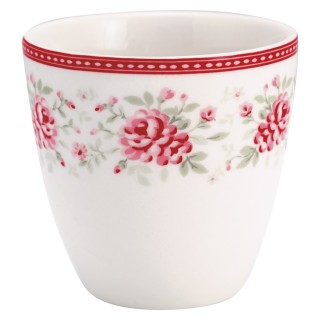 GreenGate Latte Cup Flora vintage Mini