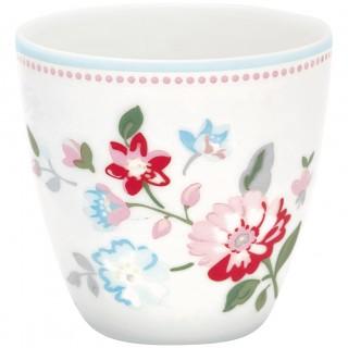 GreenGate Mini Latte Cup Sonia white