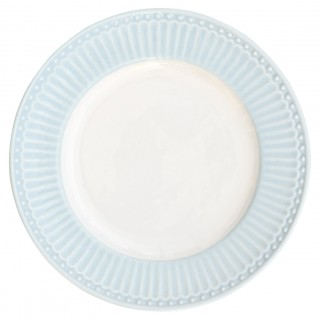 Green Gate Dessertplate Alice pale blue