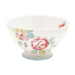 GreenGate Soup Bowl Amanda white