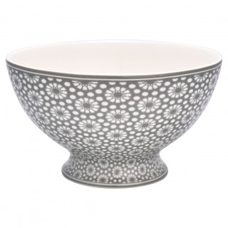 GreenGate Soup Bowl Kelly warm grey