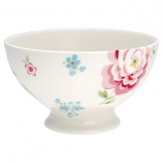 GreenGate Soup Bowl Meryl white