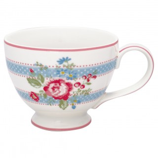 GreenGate Teetasse Evie white