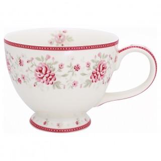 GreenGate Teetasse Flora vintage
