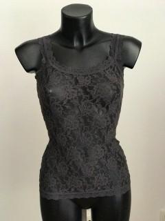 Hanky Panky ' Classic Signature lace Camisole' Spitzenunterhemd granit